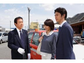 日誌 タクシー ドライバー の 推理